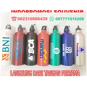 Custom Tumbler botol minum sport - tumbler sport alumunium