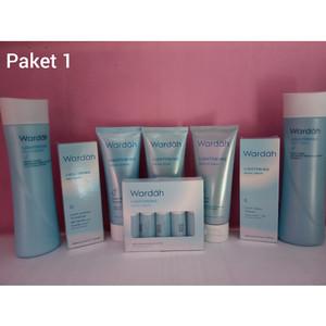 Wardah Lightening Series Paket 1