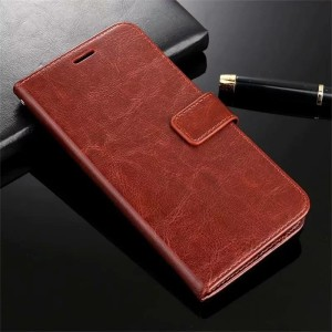 Flip Cover Samsung Galaxy A30 SamsungA30 Wallet Leather Case Casing