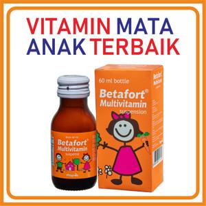 Vitamin mata Terbaik untuk anak BETAFORT