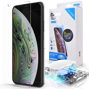 ORIGINAL WHITESTONE DOME FULL ADHESIVE TEMPERED GLASS IPHONE XS