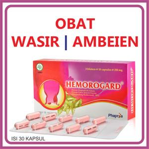 HEMOROGARD obat wasir / ambeien