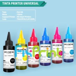 Tinta CISS Infus Printer Canon Epson HP Original Quality