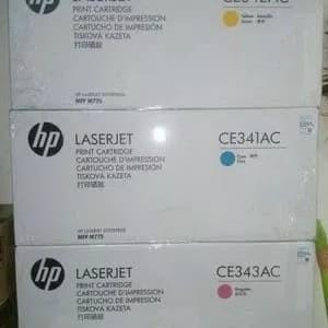 TONER HP LASERJET COLOR CE 651 AC (340/343) ORIGINAL 100%