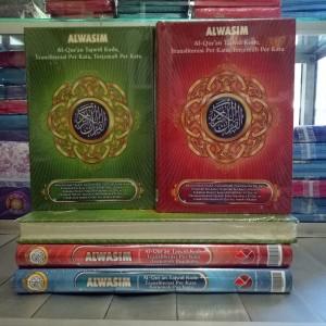 Alquran Alwasim sedang, Al-Quran Tajwid Arab-Latin-Terjemah Murah