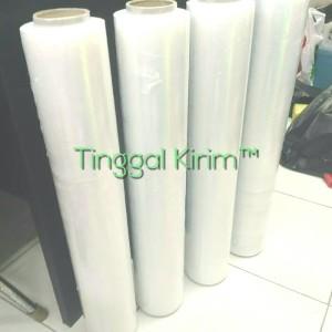 stretch film strech film plastik wrapping lebar 50 cm x 250 meter