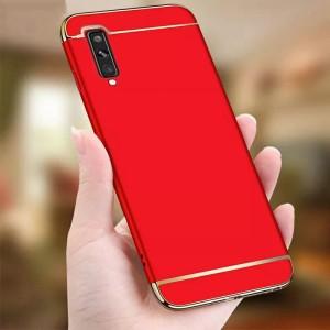 3in1 Case Samsung Galaxy A7 2018 A72018 A750 A750F Back Cover Casing