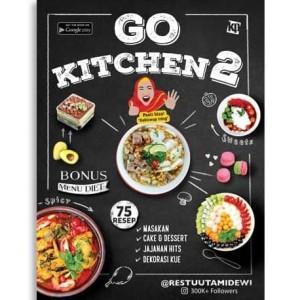 Go Kitchen 2/Restu Utami Dewi/Buku Resep Masakan Terbaru