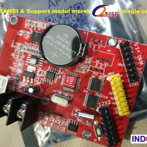 HD-W60 100% Original WIFI + USB (Support 512 x 32) Single & Dual Color
