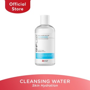 SNP LAB+ Triple Water One Step Cleansing Water
