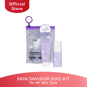 SNP HDDN Lab Skin Savior Duo Kit