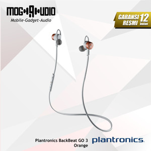 Plantronics Wireless Headphone Backbeat Go 3