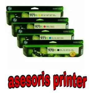 TINTA HP 970XL/971XL PER SET ORIGINAL