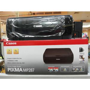 Printer Canon MP 287 PSC + Infus Kotak Kunci