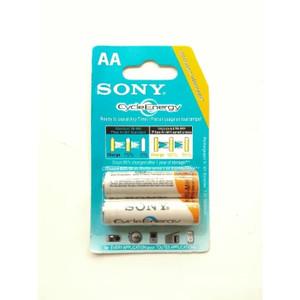 Baterai Batere Sony AA Rechargeable Bisa Di Cas Ulang 4600 mAh