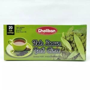 Teh celup/herbal jati cina gholiban murah