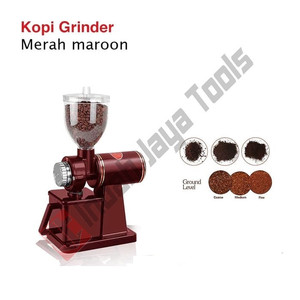 VT01 MESIN GILINGAN KOPI LISTRIK MERAH Electric Coffee Grinder CG 600