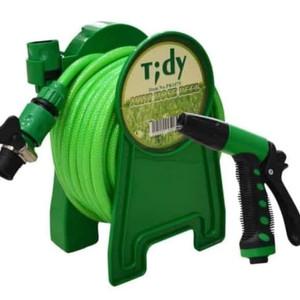 Tidy Mini Hose Reel Set / Selang air taman portabel 10 M