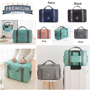 Waterproof Premium Quality Travel Bag/ Tas Koper /Tas Travel