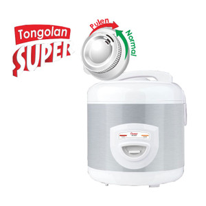 Magic Com / Rice Cooker Cosmos CRJ-8229 WSS [2L] (Putih)