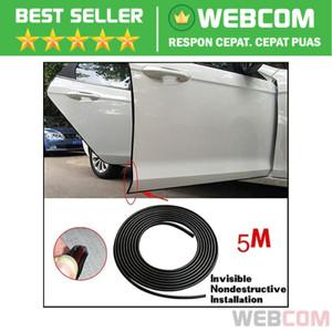 Karet Pelindung Strip Pintu Mobil Anti Collision 5M | Rubber Strip Car