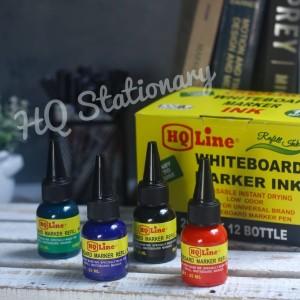 Tinta Spidol Whiteboard 25 ML - warna warni