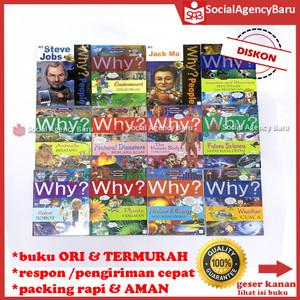 Why Seri Anak - Buku Why Series