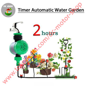 Digital Automatic Garden Water Timer Alat Penyiram Air Taman Otomatis