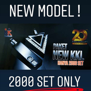 KK Liforce Limited Edition 1 paket dapat 2