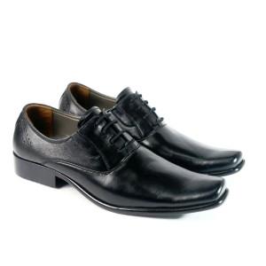sepatu pantofel asli kulit ( tipe : 322 )