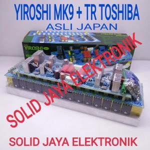 Power Yiroshi MK9 Mk 9 2200W Plus Transistor Toshiba ASLI
