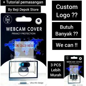 Webcam Cover Anti Spy Web Cam Cover Laptop Handphone HP Tablet Ipad