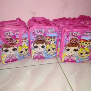tas tenteng /tas goodie bag Souvenir ulang tahun anak
