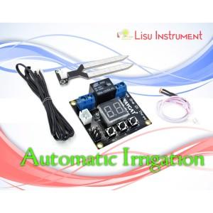 Automatic Humidity Irrigation Soil Sensor Control Controller Module