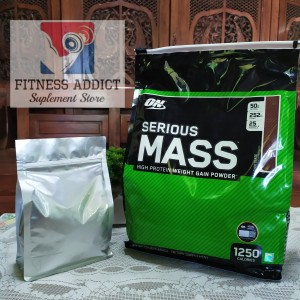 ON Seriousmass 2lb Ecer / Repack Gainer Optimum Nutrition