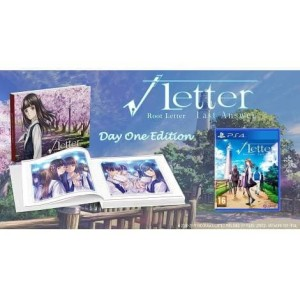 PS4 Root Letter Last Answer Day One Edition (Region 2/Eur/English)