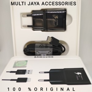 Charger Samsung /Type C/Type C A3/A5/A7/S9+/Note 8/Note 9/Ori 100%