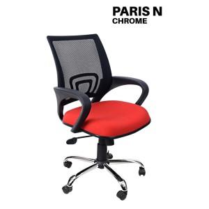 Kursi staff kursi kantor murah manager belajar kerja Uno Paris N