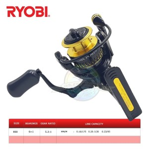 Reel Pancing Power Handle Ryobi Ultra Power 800