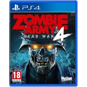 PS4 Zombie Army 4: Dead War (Region 2/Eur/English)