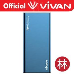 Vivan VPB-F10S 10000mAh Two Way 18W Quick Charge Powerbank