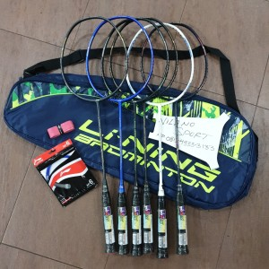 Raket Badminton Lining Super Series 99 Ace