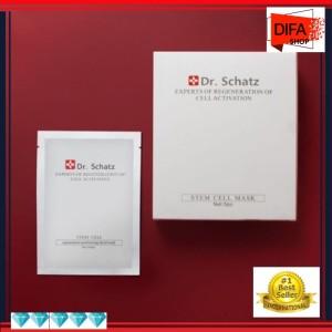 F03 BOX - Dr Schatz Sheet Masker Swiss ORIGINAL