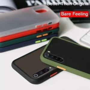 Vivo Z1 Pro Soft Case Matte Colored Frosted