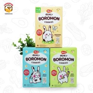 Boromon Cookies Monde Cemilan Anak 1 th