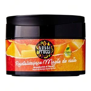 Tutti Frutti Peach & Mango Body Butter