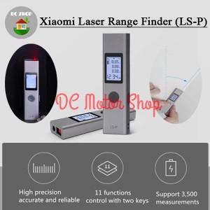 XIAOMI DUKA LS-P Intelligent Laser Range Finder Measurement/40 Meteran