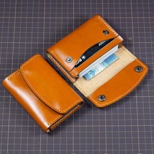 Dompet Kartu Kulit - Card Holder Muat Banyak - Kartu Nama ATM DKK-03