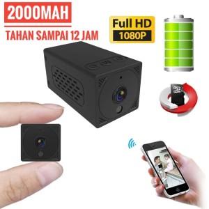 Spy Cam camera WIFI cctv Battery Baterai