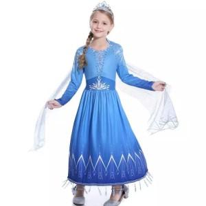 Baju Elsa Frozen 2 Princess CG62